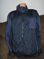 Men's Ecko Unltd Pinepoint Blue Rhino Zip Down Track Jacket Xl $60