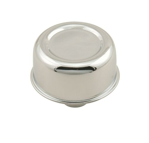 Gasket 2056 Breather and Oil Filler Cap Race Only Push-On Style Chrome Mr