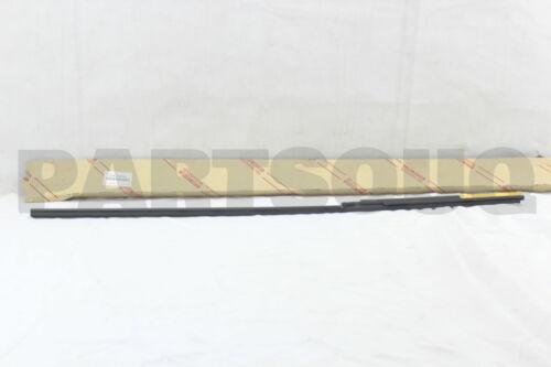 OUTSIDE NO.2 RH 75543-42010 WINDSHIELD 7554342010 Genuine Toyota MOULDING
