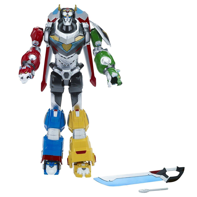 2017 Dreamworks Legendary Defenders Voltron Ultimate 14  Electronic Figure