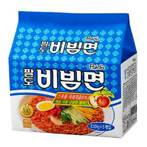 how to cook korean instant cold noodles