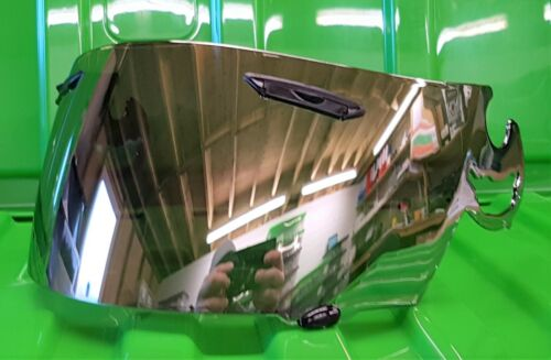 Argento Specchio Visiera fits Arai Tipo L  Astro Viper GT Chaser Astral Omni