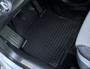 Fusmatte-Gummimatten-fur-Fiat-500-2007-2020-Set-Fahrerseite-einzeln-winter