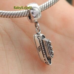 ea0d6426c Image is loading S925-Sterling-Silver-Disne-Cruise-Line-Ship-Dangle-
