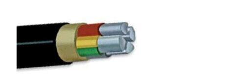 NAYY-J Erdleitung Elektrokabel Erdungskabel Meterware Aluminium