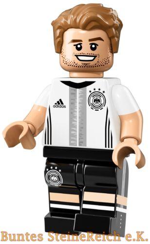 71014 LEGO ® Minifigures l/'équipe milieu de terrain Christoph Kramer 20 NEUF
