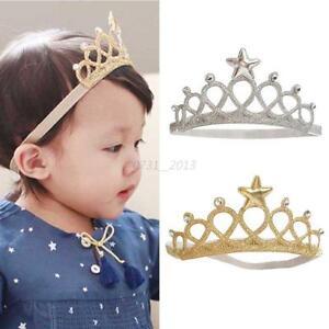 New Baby Kids Toddler Girl Princess Crown Headband Hairband Hair ... 672665ce01c