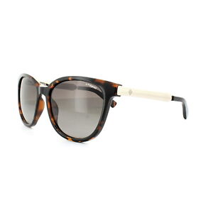 977a42b84 Polaroid Sunglasses 5015/S LLY 94 Havana Gold Brown Polarized ...