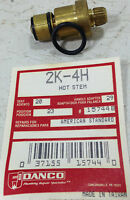 American Standard Faucet Replacement Hot Stem 2k-4h Stock 15744b Danco