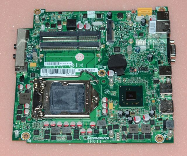Lenovo IH61I ThinkCentre M72e Tiny Motherboard 03t8194 03t8195