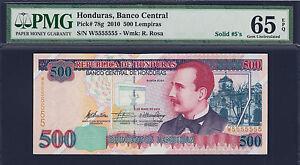 HONDURAS  20  LEMPIRAS 2003  AT PICK # 87b UNC.