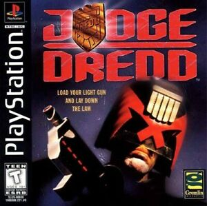Judge-Dredd-PS1-Great-Condition-Complete-Fast-Shipping