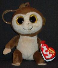 Ty Beanie Boo/'s Key Clip ~ OLGA the Monkey ~ European Exclusive ~ NEW IN HAND