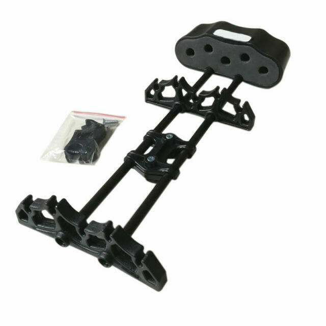 Universal Plastic Archery 5 Arrow Quiver Holder For Compound Bow Hunting