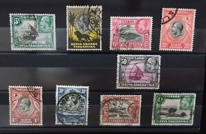 KUT 1935 DEFINS 9 USED VALUES    Z069    Free Shipping
