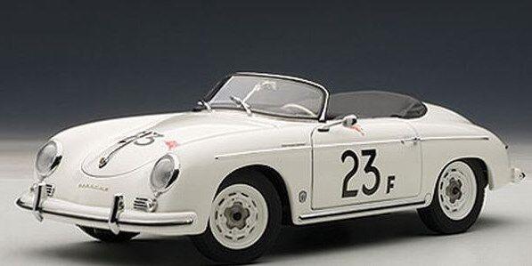 77865 AUTOart 1:18 Porsche 356 Speedster #23F White