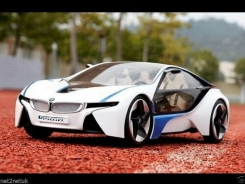 1:12 BMW i8 Vision Efficient Dynamics RC Radio Télécommande Concept car toys