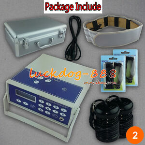 Top Brand Detox Machine Cell Ion Ionic Foot Bath Spa Chi