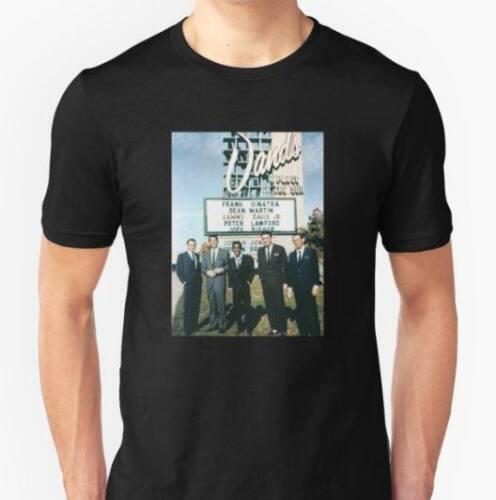 """The Rat Pack /""""Sands/"""" T-shirt *100/% cotton*"""