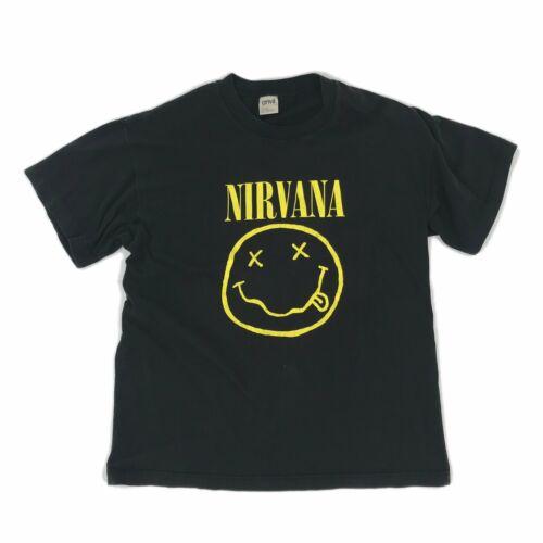 1992 NIRVANA 'SMILEY'