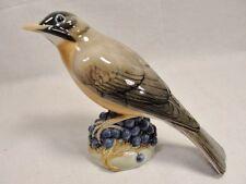 Royal Copenhagen Figurine 1235 Bird Redwing Robin Vogel Porcelain Denmark