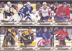 15-16-Upper-Deck-Jacob-De-La-Rose-UD-Canvas-Young-Guns-Rookie-Canadiens-2015
