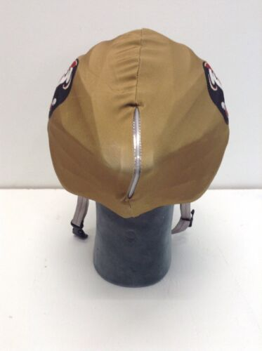 FLORIDA STATE SEMINOLES Helmet Cover Bicycle Skate Moto Helmet Skin Hat Cover.
