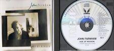 John Farnham - Age of Reason - CD Album RCA PD71839