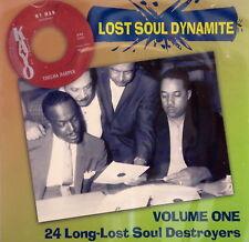 LOST SOUL DYNAMITE - Volume #1 - 24 VA Tracks