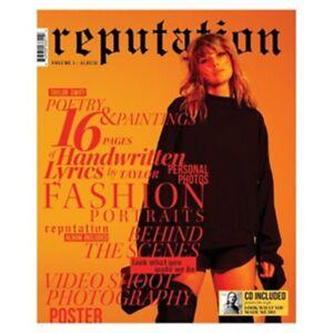 Taylor-Swift-Reputation-New-DLX-Fanzine-CD-Album-Vol-1