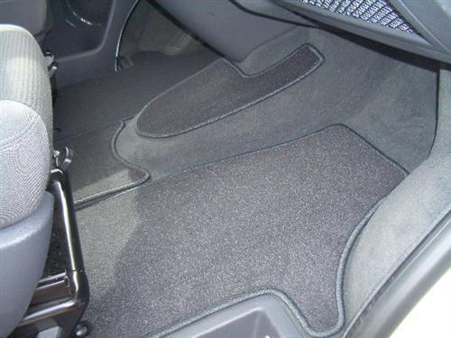 Fußmatten 4-teilig Velour anthrazit  VW T6 Multivan Conceptline Trendline