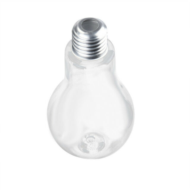 New LED Summer Bulb Water Bottle Brief  Milk Light Bulbs Cup Leak-proof Mug V