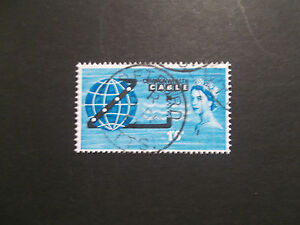 GB-1963-Commemorative-Stamps-Cable-Fine-Used-Set-UK-Seller