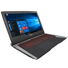 ASUS ROG G752 Core i7-6700HQ - 16GB - GTX 1060 - 256GB SSD + 1 TB - Windows 10