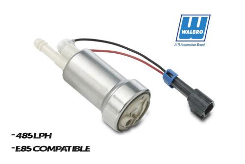 KIT FOR HONDA DELSOL VTEC B16 WALBRO F90000274 485LPH E85 RACING FUEL PUMP