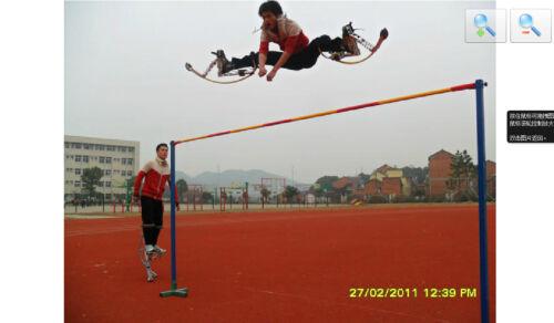 Adult Jumping Stilts Spring Stilts Men Women Youth junior Pogo Stilts Sports Fit