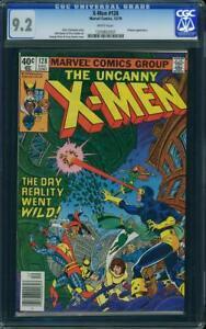 X-MEN-128-US-Marvel-1979-John-Byrne-CGC-9-2-Presque-comme-neuf