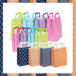 CANDY-STRIPED-PAPER-CARRIER-BAGS-PARTY-GIFT-WEDDING-HEN-NIGHT