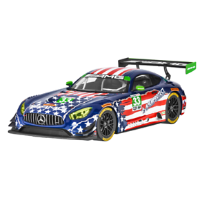 Mercedes Benz AMG Gt3 Riley Raceteam 4th July 1 18 Nip