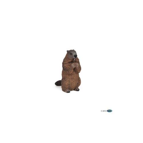 Regno Animale Selvatico-modello 50128 Marmot Figura Papo