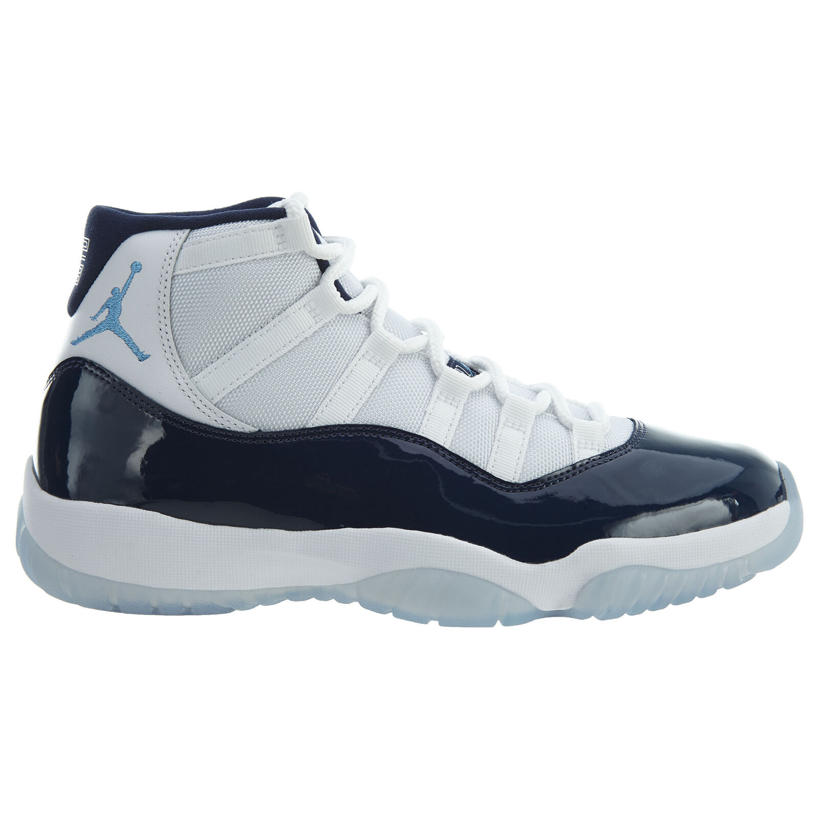 Air Jordan 11 XI Retro Win Like '82 Mens 378037-123 White Navy shoes Size 10.5