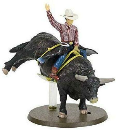 Big Country Toys Lane Frost Red Rock 1:20 Scale Collectible Rodeo Plastic New