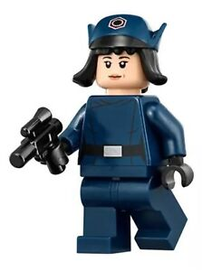 LEGO-75201-Star-Wars-Rose-Minifigure-amp-Weapon-Brand-New