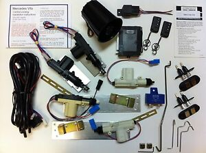 mercedes vito central locking kit deluxe alarm brand new ebay rh ebay co uk Wiring Diagram Symbols Wiring Diagram Symbols