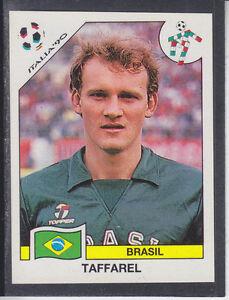 Panini-Italia 90 World Cup - # 192 Taffarel-Brasil  </span>