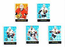 2015-16 O-Pee-Chee, (Retro), Ottawa Senators, Hockey Cards !!