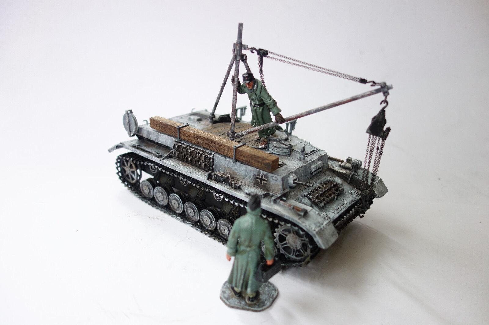 Figarti Miniatures Miniatures Miniatures German Bergepanzer IV  1 30 ETG-008 Limited Edition 4359e5