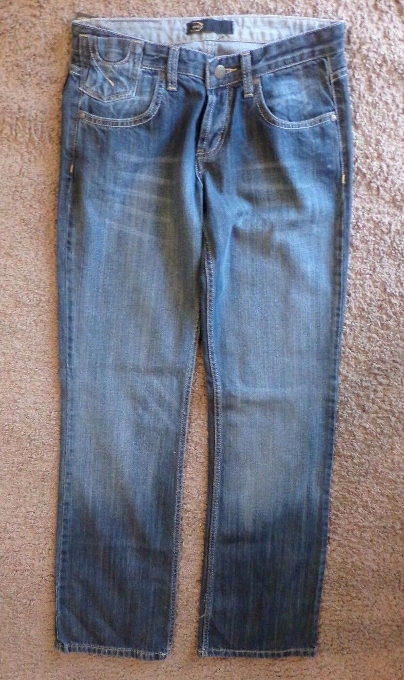 Just Cavelli women's bluee jeans, medium wash-Boot cut-Size 30-New with tags