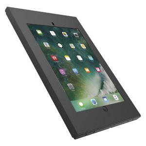 Black-iPad-Pro-12-9-034-Anti-theft-Kiosk-Screw-Lock-Wall-Mount-Case