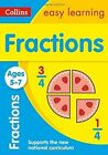 Fractions Ages 5-7 by Melissa Blackwood, Collins Easy Learning (Paperback, 2015)